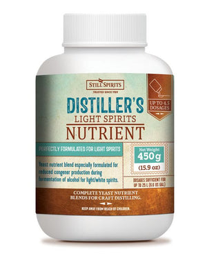 Distillers Nutrient - Light Spirits
