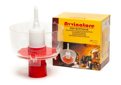 Bottle Rinser (avvinatore. k.resin. fits 80 & 81 boxed)