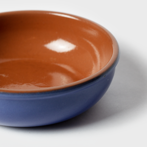 Blue Terracotta Serving Dish