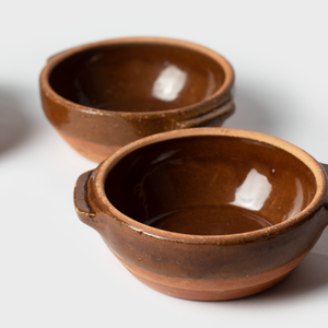 Brown Terracotta Serving Dish