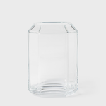 Vespiary Clear Glass Jewel Vase Louise Roe