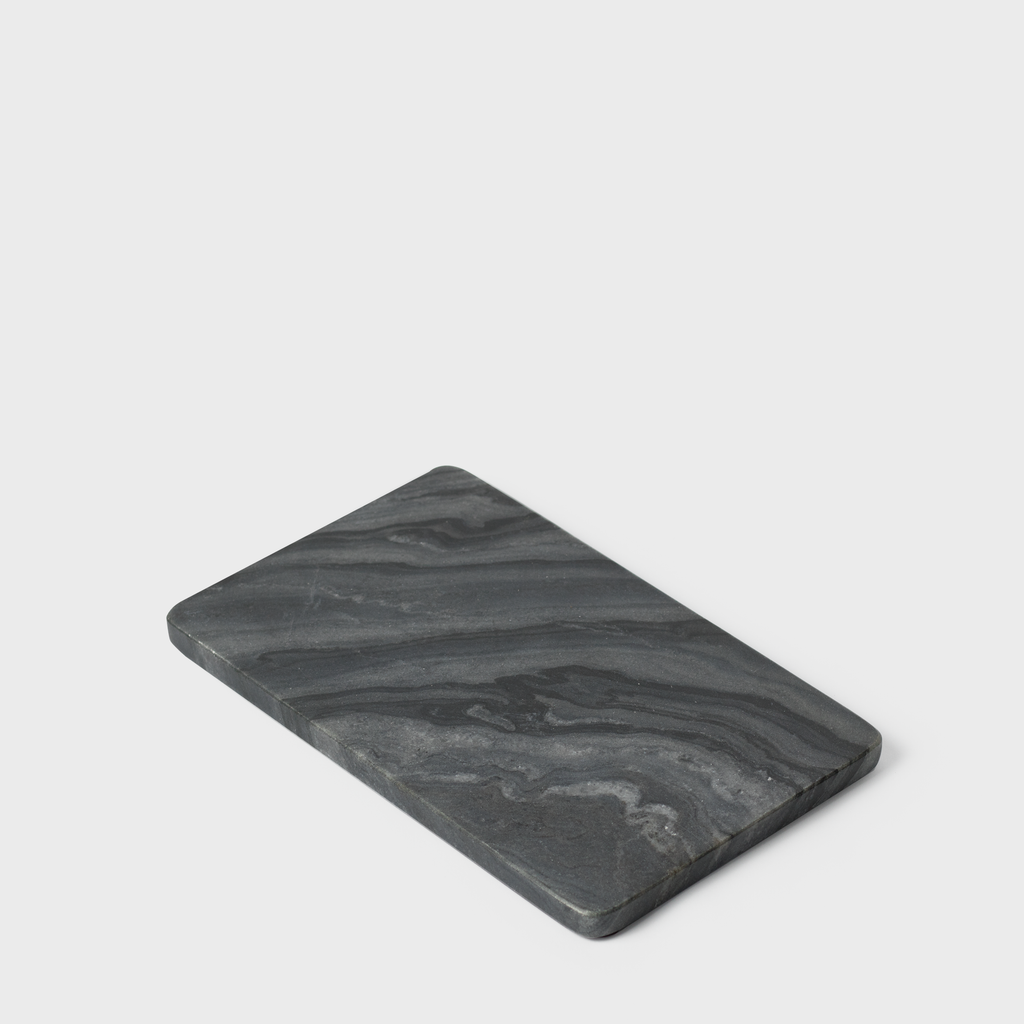 Vespiary Black Marble Tray Louise Roe