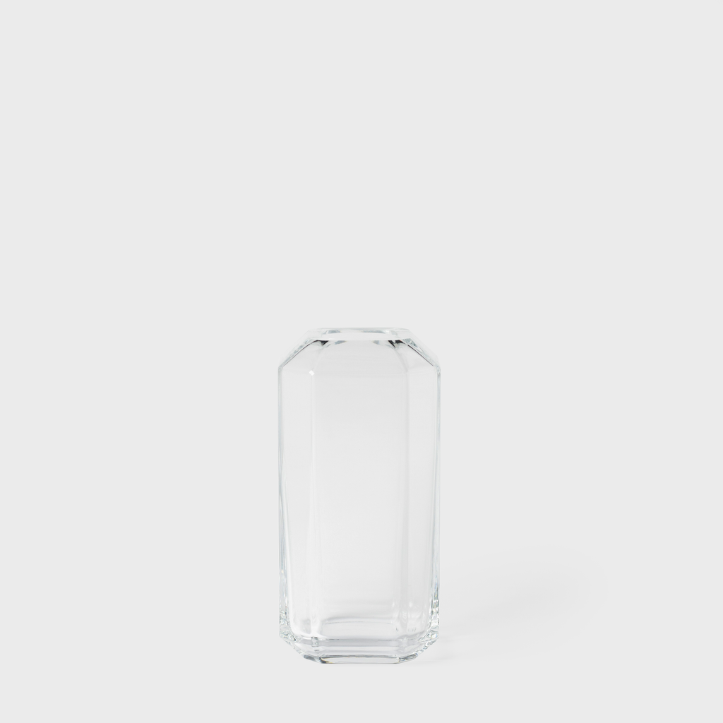 Vespiary Clear Glass Jewel Vase Small Louise Roe