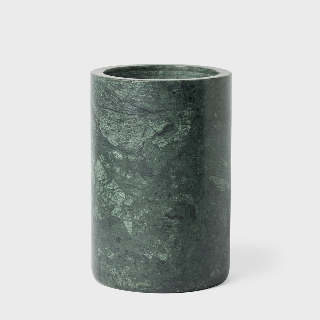 Vespiary Green Marble Vase Louise Roe