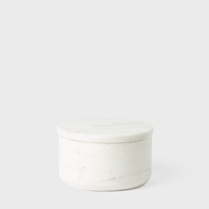 Vespiary White Marble Trinket Box Louise Roe