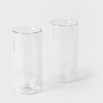 Vespiary Clear Highball Glasses - Set of 2 Yield