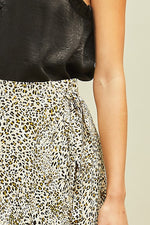 Cheetah Is The New Black Skirt