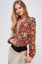 Flower Power Bodysuit