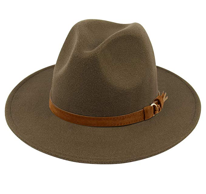 Hazel Wide Brim Hat
