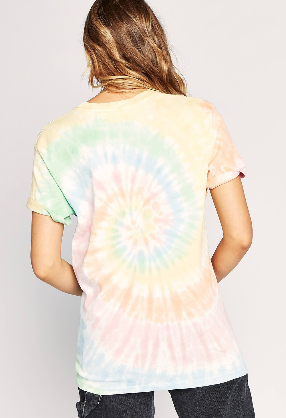 Daydreamer Tie Dye Led Zeppelin Tee