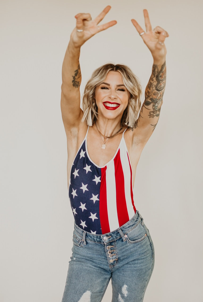 American Honey Bodysuit