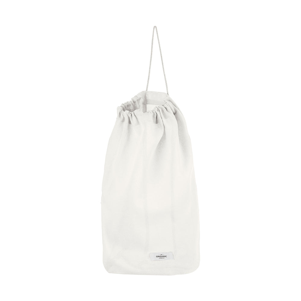 The Organic Company Reusable Food Bag- White