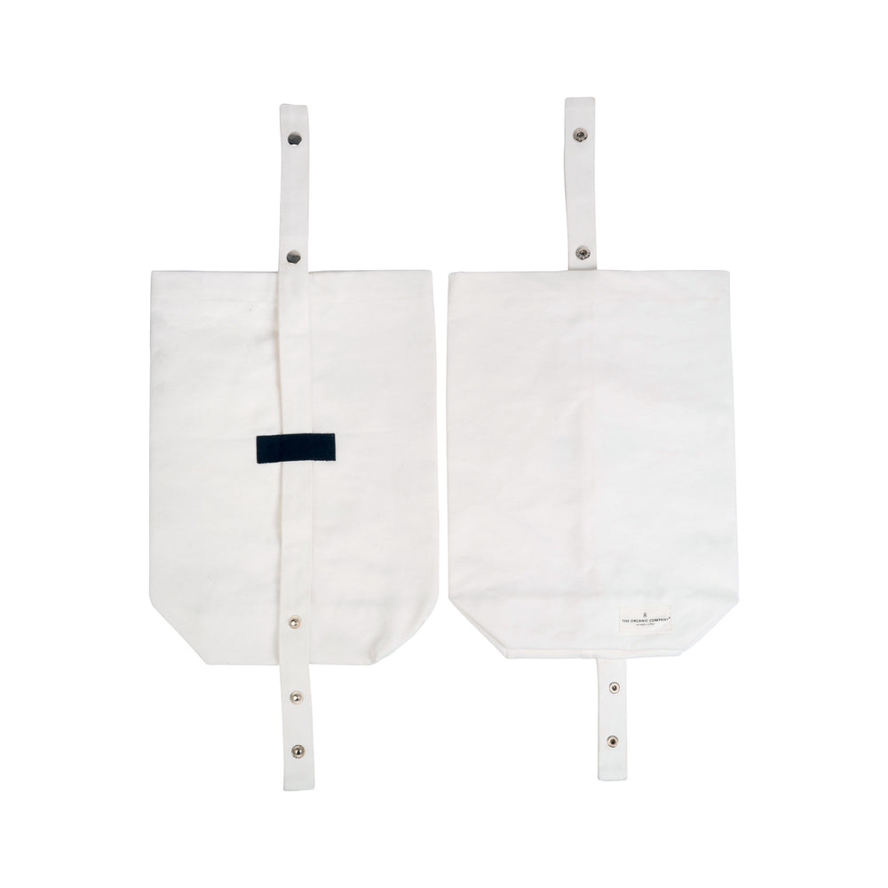 The Organic Company Clay Lunch Bag - Coffee and Cloth