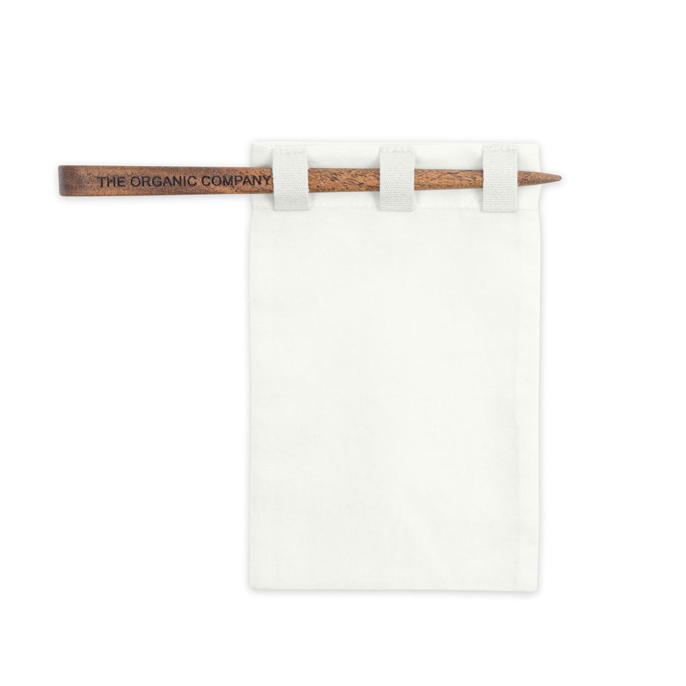 Load image into Gallery viewer, The Organic Company Reusable Tea Bag set - Coffee and Cloth