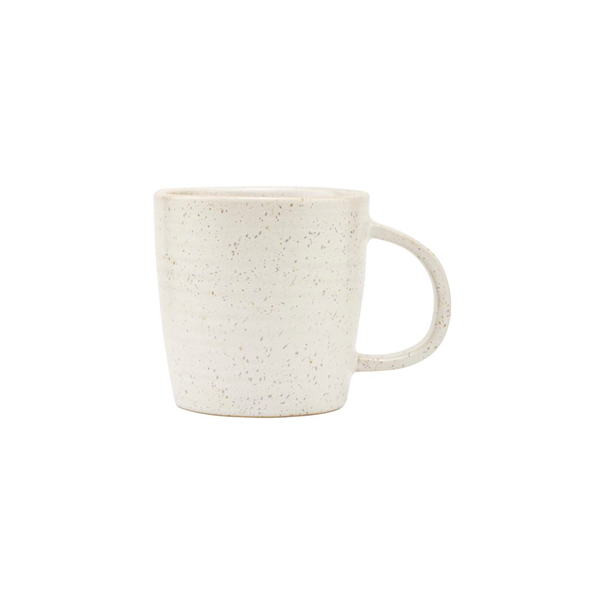Pion Grey & White Mug By House Doctor