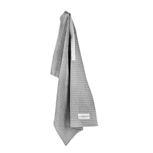 The Organic Company Morning Grey Little Towel - Coffee and Cloth