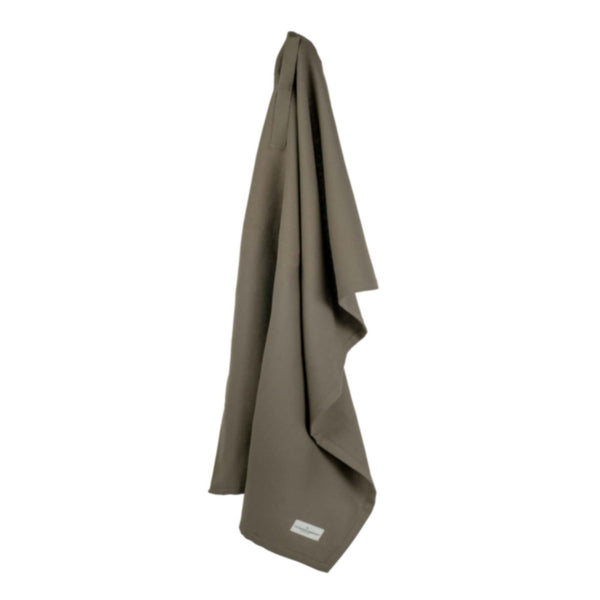 The Organic Company Clay Kitchen Towel - Coffee and Cloth