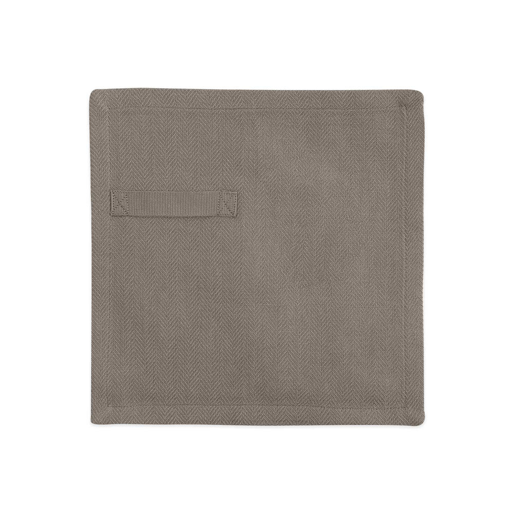 Clay Everyday Napkin Set of 4 - Coffee and Cloth