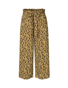 mayM Annelot Cropped Culottes - Coffee and Cloth