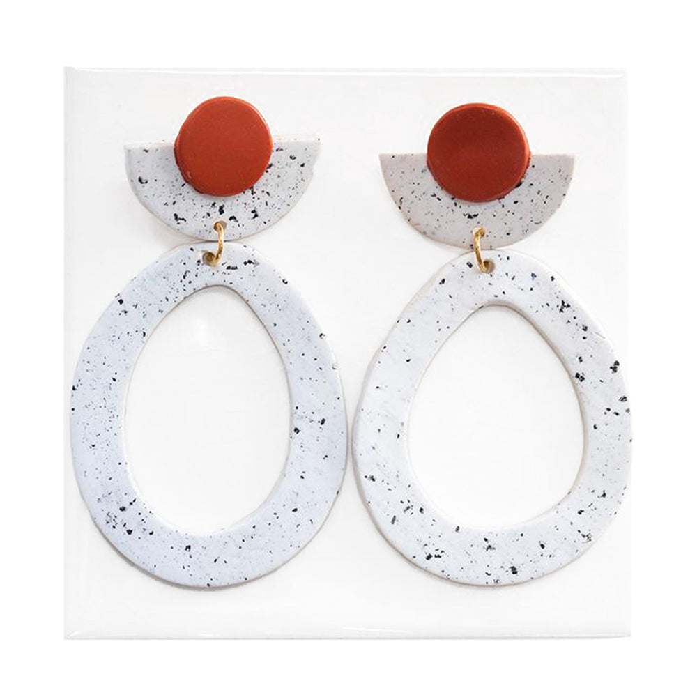 Load image into Gallery viewer, Azadeh Statement Earrings Maya