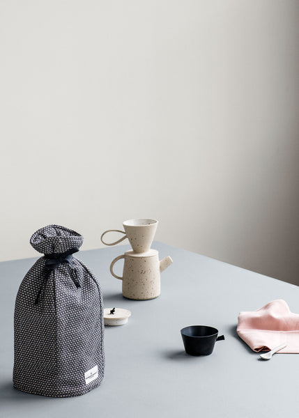 The Organic Company Morning Grey Coffee Cosy