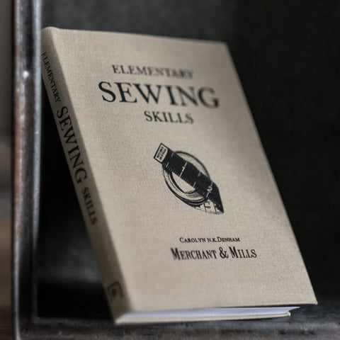 Elementary Skills Sewing Book