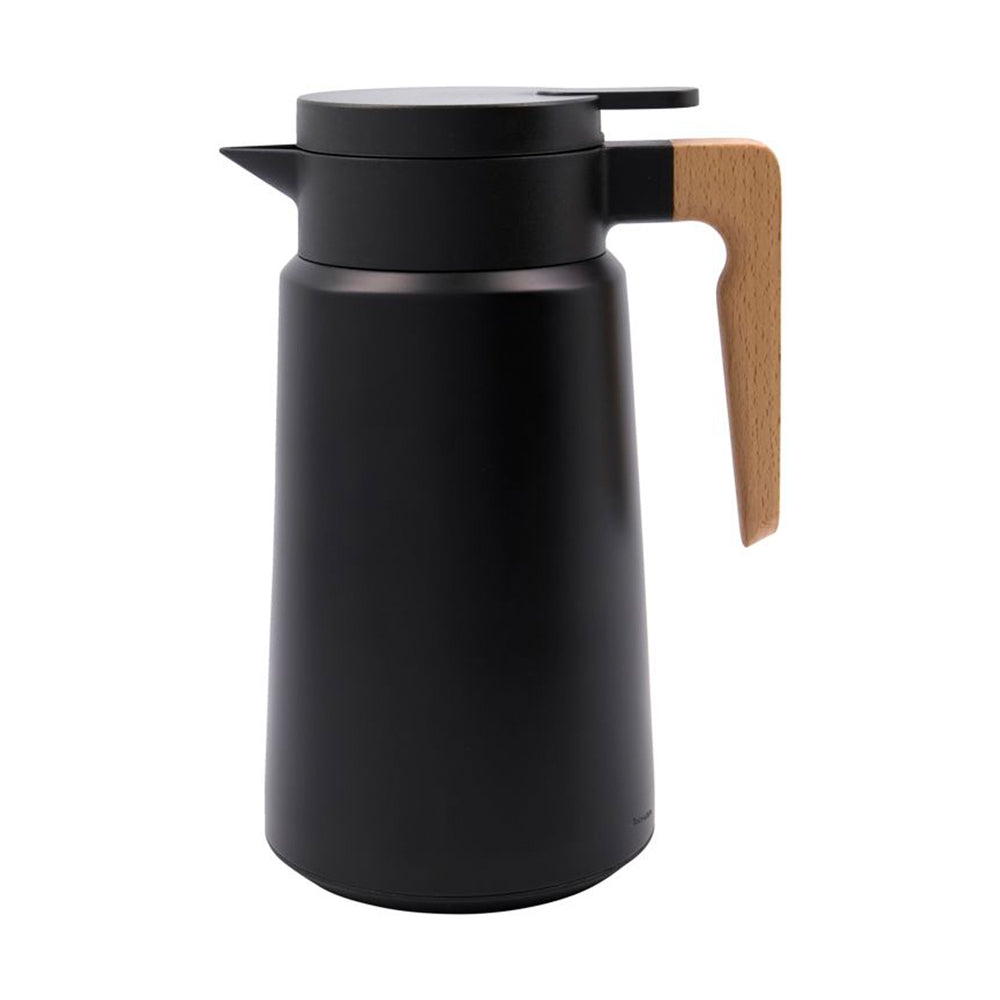House Doctor Cole Thermos Flask- Black
