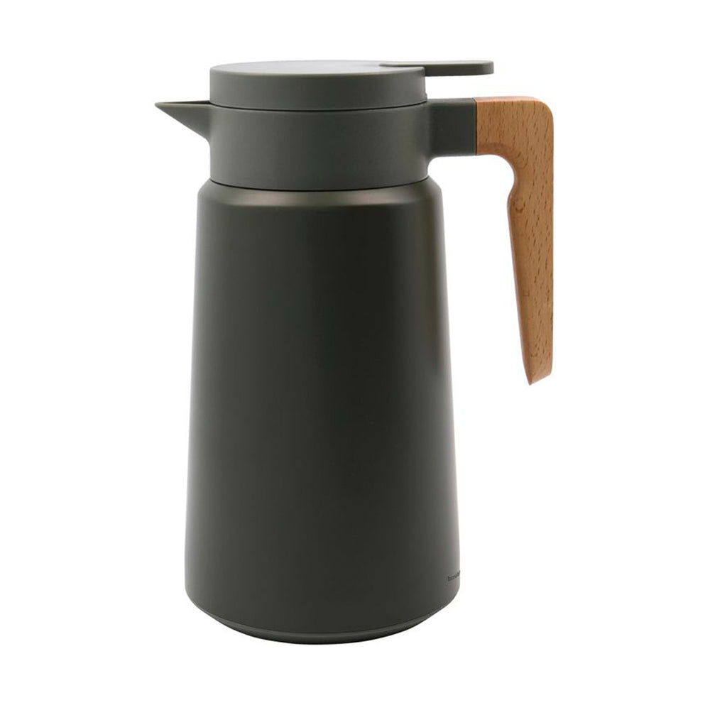 House Doctor Cole Thermos Flask- Green