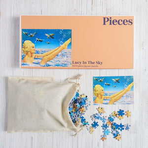 Pieces Lucy In The Sky Jigsaw Puzzle
