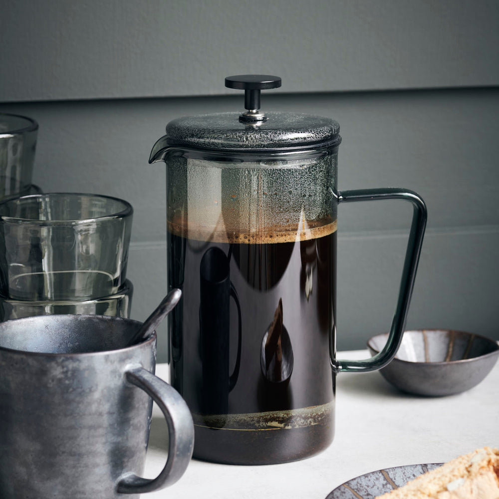 Nuru French Press- Grey