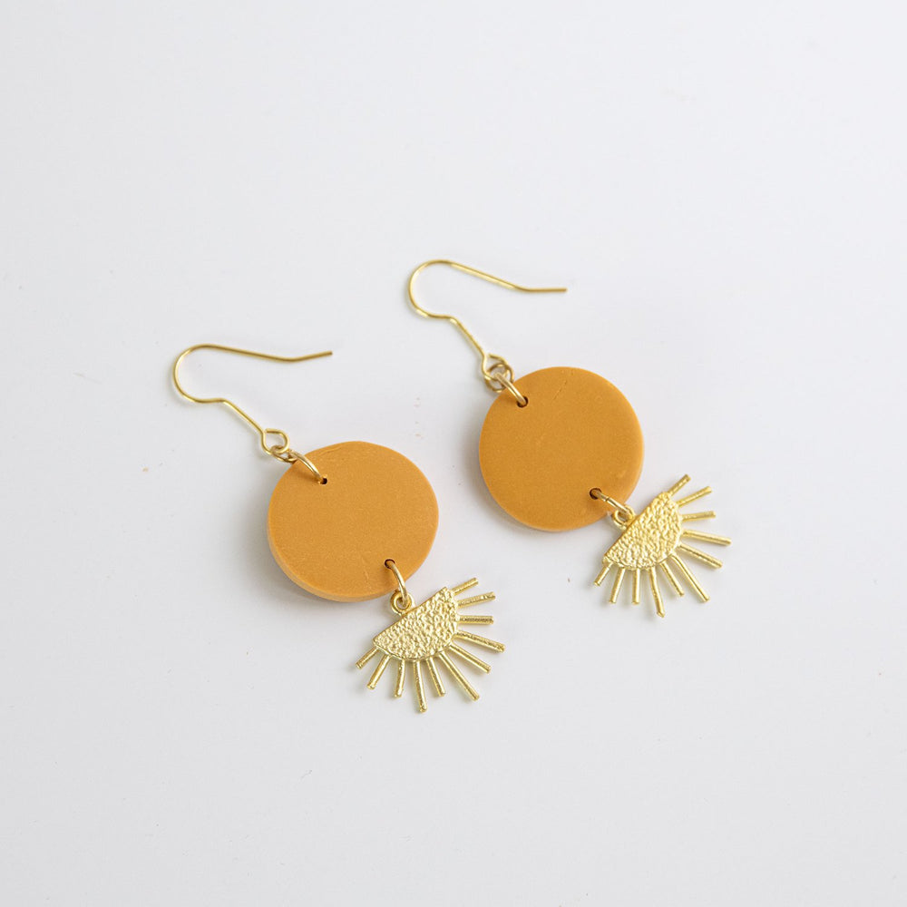 Pepper You Sunset Earrings
