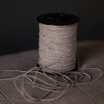 Recycled Cotton Elastic- Grey Marl