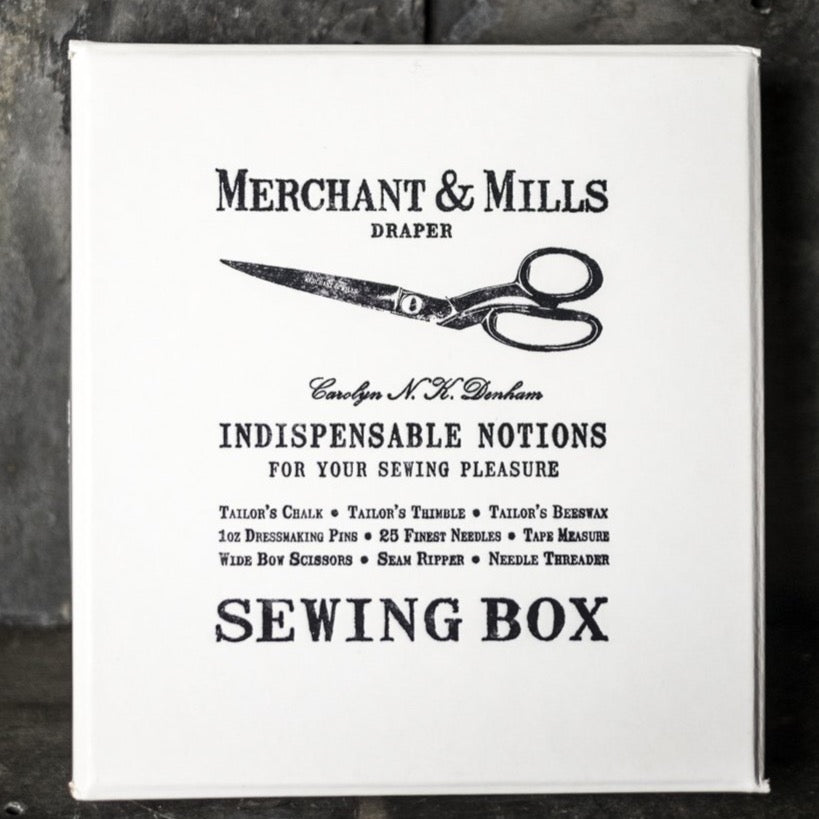 Sewing Gift Box