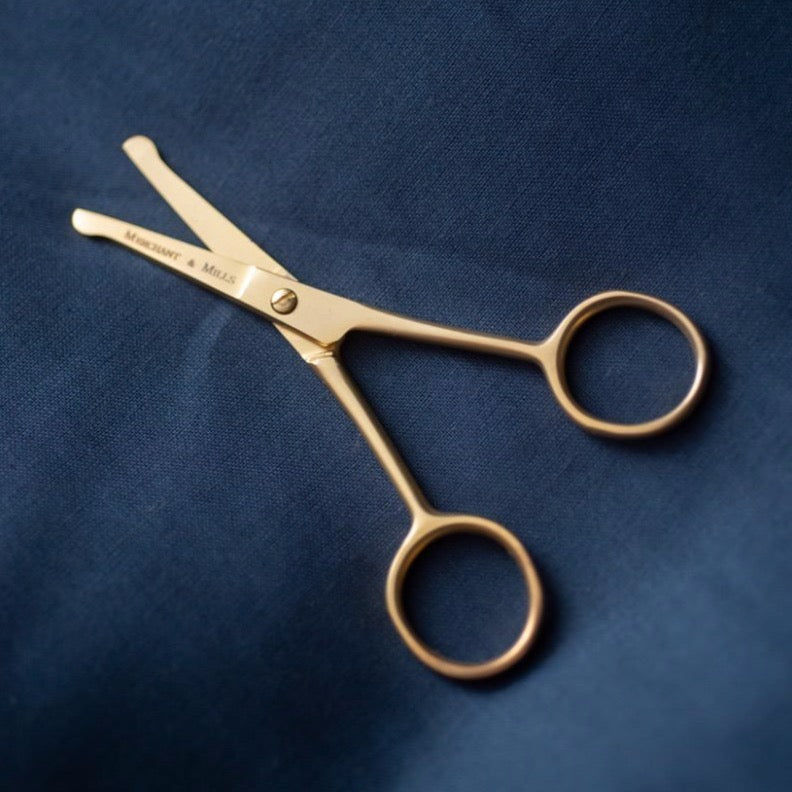 Merchant & Mills Safety Gold Scissors
