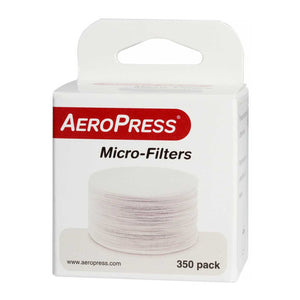 aeropress micro paper filters pack of 350