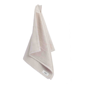 The Organic Company Calm Hand Towel- Stone