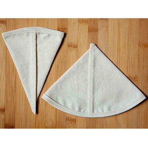 reusable chemex cloth filter