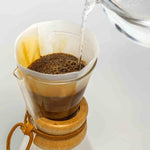 Chemex 1-3 Cup Unfolded Filters - Coffee and Cloth