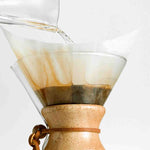 Chemex 3-6 Cup Pre-Folded Filters Squares - Coffee and Cloth