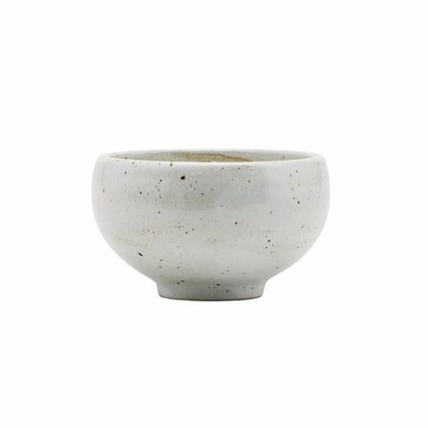 House Doctor Made Ivory Bowl - Coffee and Cloth