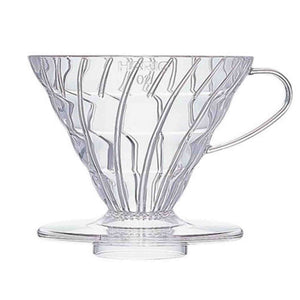 Load image into Gallery viewer, Hario V60 2 cups plastic coffee dripper