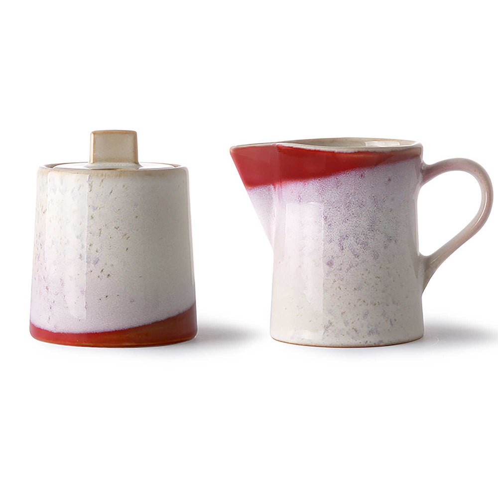 BACK SOON! 70's Milk & Sugar Set