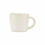 House Doctor Pion Grey & White Espresso Cup