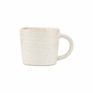 house doctor pion white and grey espresso cup