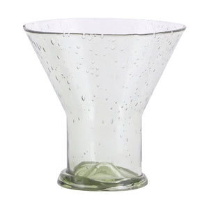 House Doctor Funnel Bubble Glass - Coffee and Cloth