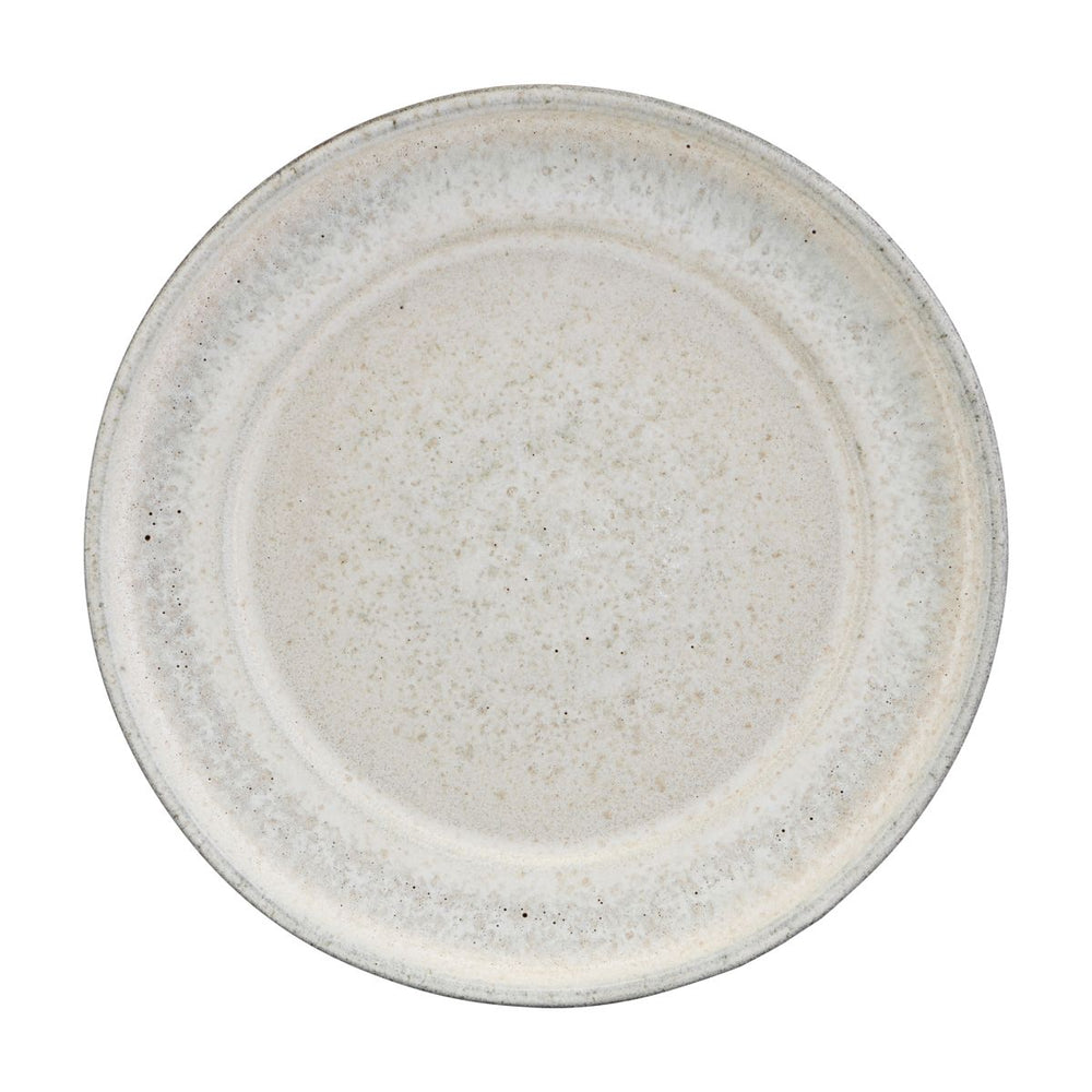 House Doctor Rustic Off-White Imma Platter