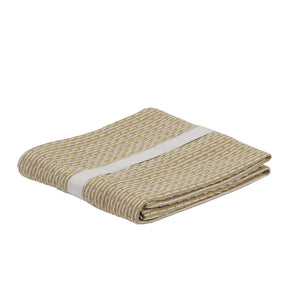 Load image into Gallery viewer, The Organic Company Little Towel- Khaki Stone