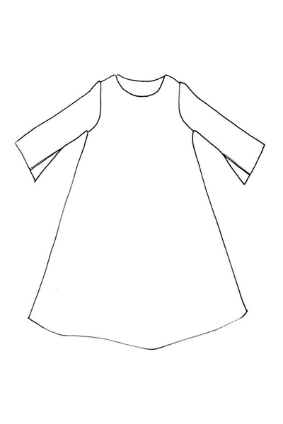 The Trapeze Dress Pattern