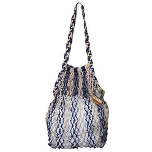 Load image into Gallery viewer, Maison Bengal Jute Macrame Shopping Bag