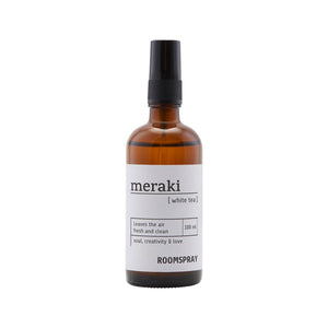 Meraki White Tea Room Spray - Coffee and Cloth